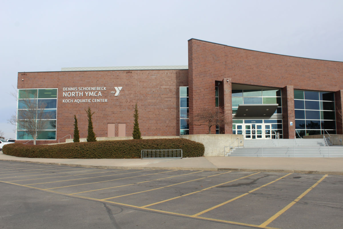North YMCA Wichita KS K96 Exterior