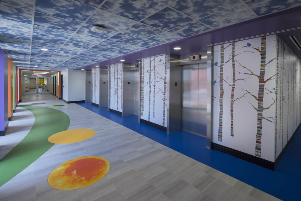Wesley Children's Hospital