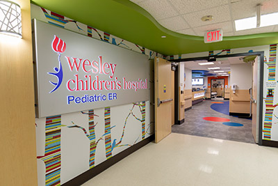 Wesley Children's Hospital